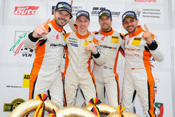 Alexander Mies, Marek Böckmann, Steve Jans, Tim Scheerbarth., Porsche 911 GT3 Cup
