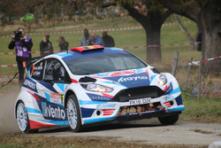 Peter Tjsoen, Kevin Abbring, Ford Fiesta R5,  J Motorsport