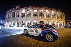 Paolo Andreucci, Anna Andreussi, Peugeot 208 T16, Peugeot Sport Italia