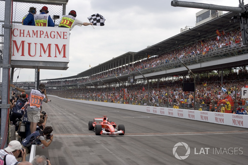 2005 美国大奖赛