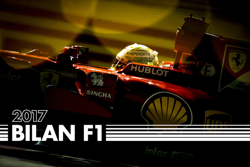 Formule 1 Bilan F1 2017