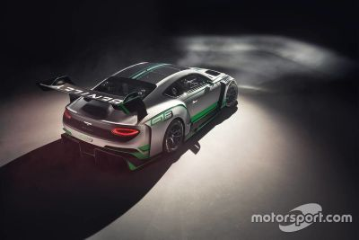 2018 Bentley Continental GT3 onthulling