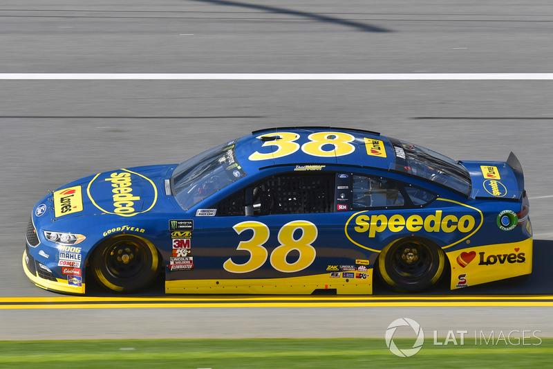 15. David Ragan, Front Row Motorsports, Ford