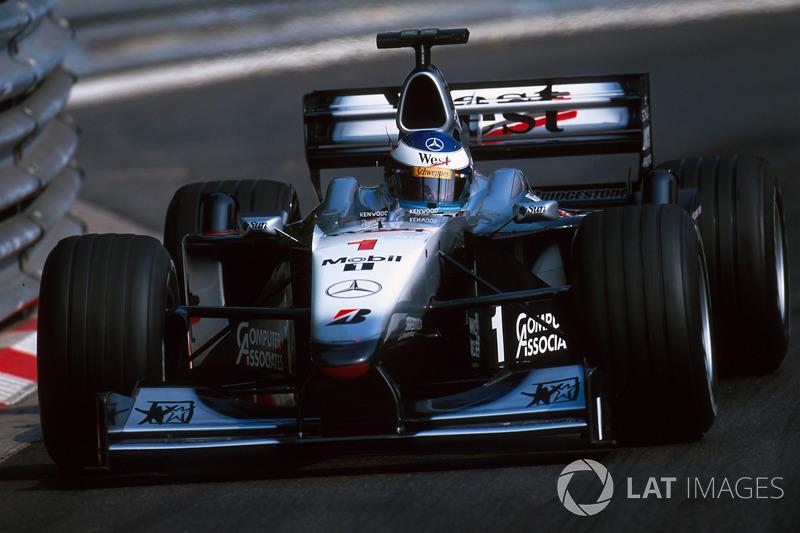 2000: McLaren-Mercedes MP4/15