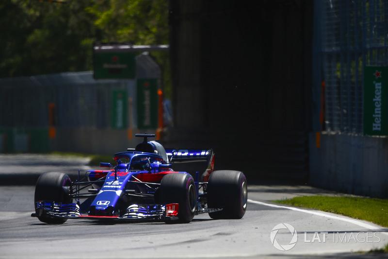 12. Brendon Hartley, Toro Rosso STR13