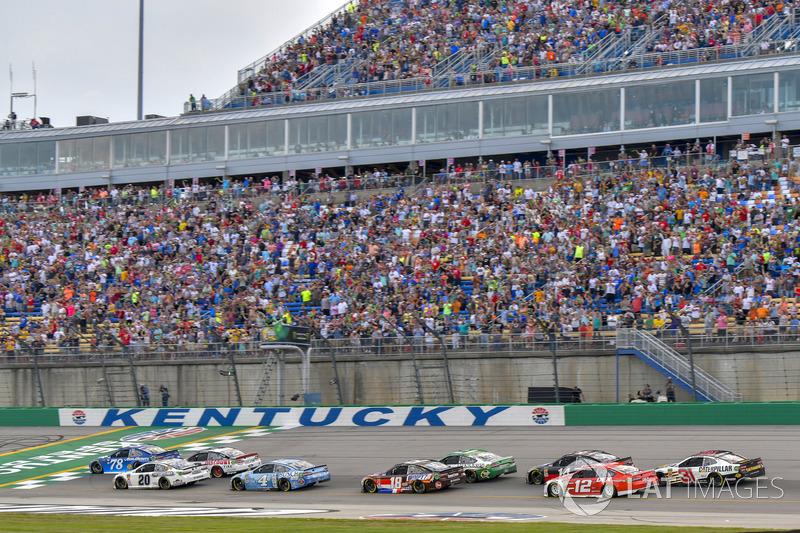 #9: Kentucky Speedway (1,5 Meilen) - 190,282 mph