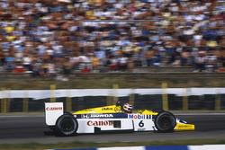 Nelson Piquet. Williams FW11