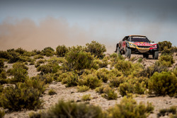 #300 Peugeot Sport Peugeot 3008 DKR: Стефан Петрансель, Жан-Поль-Коттре