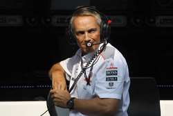 Martin Whitmarsh, Team Principal, McLaren