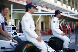 Felipe Massa, Williams, Paul di Resta, Reserve Driver, Williams F1, Lance Stroll, Williams