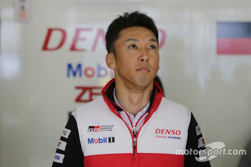 Kazuki Nakajima, Toyota Racing, Toyota TS050 Hybrid, LMP1