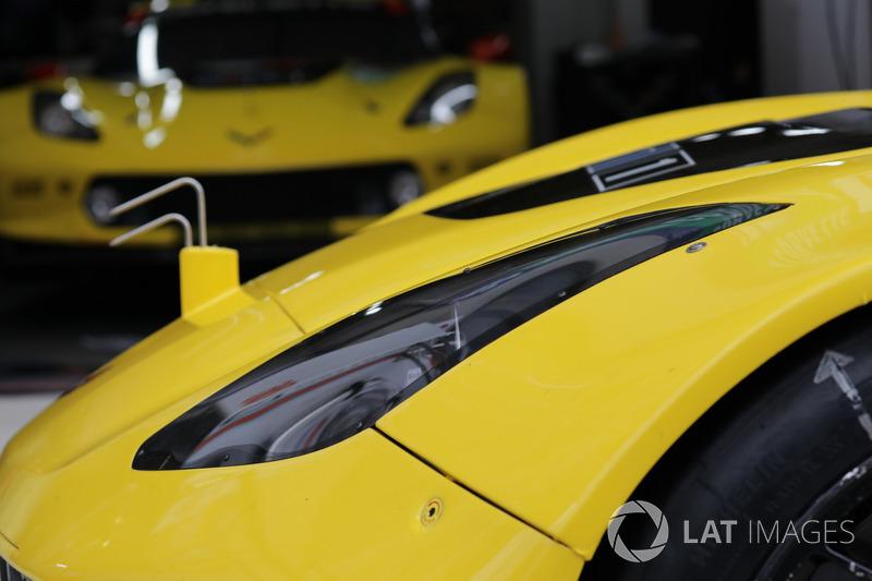 Corvette Racing, dettaglio