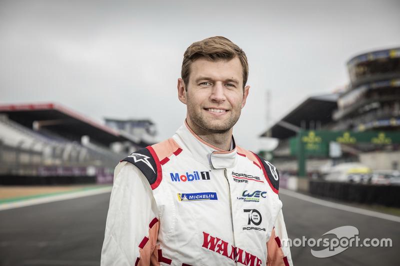 Michael Christensen, Porsche GT Team