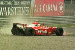 Heinz-Harald Frentzen, Williams