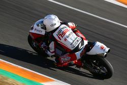 Nakarin Atiratphuvapat, Honda Team Asia