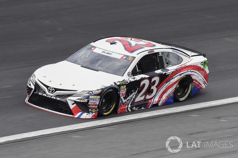 34. Gray Gaulding, BK Racing, Toyota Camry BK Racing