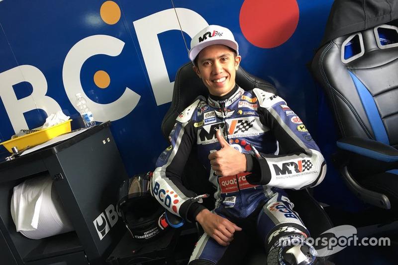WorldSSP300: Ali Adrian, Pertamina Almeria BCD by MS Racing