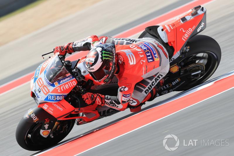 16. Хорхе Лоренсо, Ducati Team - 6 очок