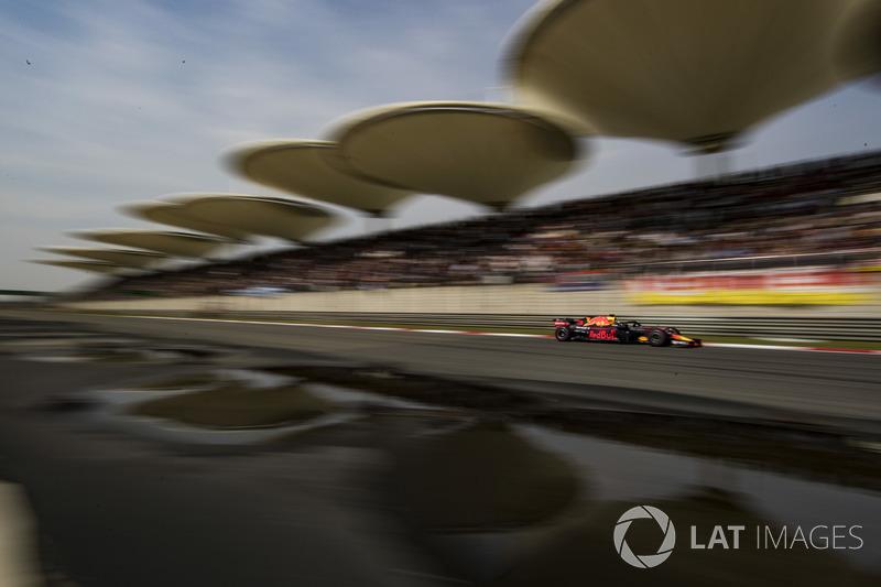 GP de China: Daniel Ricciardo (Ganó la carrera)