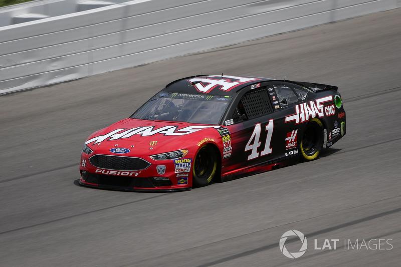 8. Kurt Busch, Stewart-Haas Racing, Ford Fusion Haas Automation