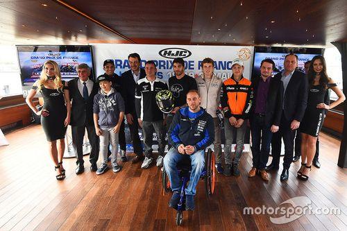 Presentación GP de Francia