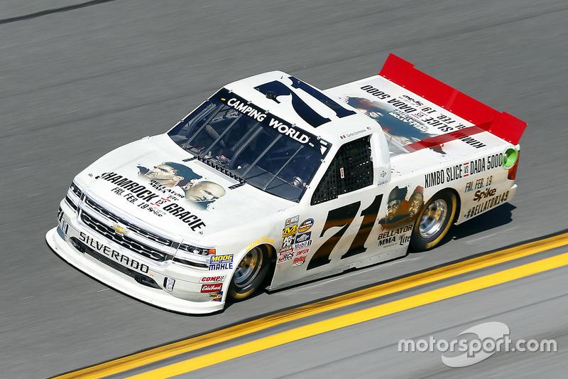 #71 Carlos Contreras (Contreras-Chevrolet)