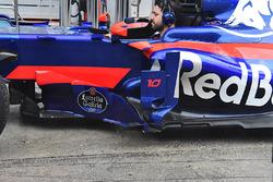 Toro Rosso STR12: Windabweiser