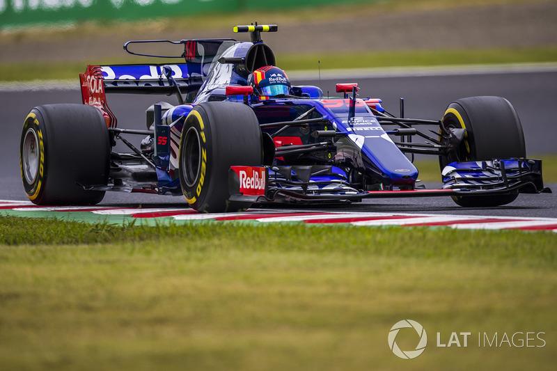 2017: Scuderia Toro Rosso STR12