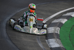 Gianluca Petecof no Bahrein