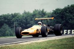 Брюс МакЛарен, McLaren M7A