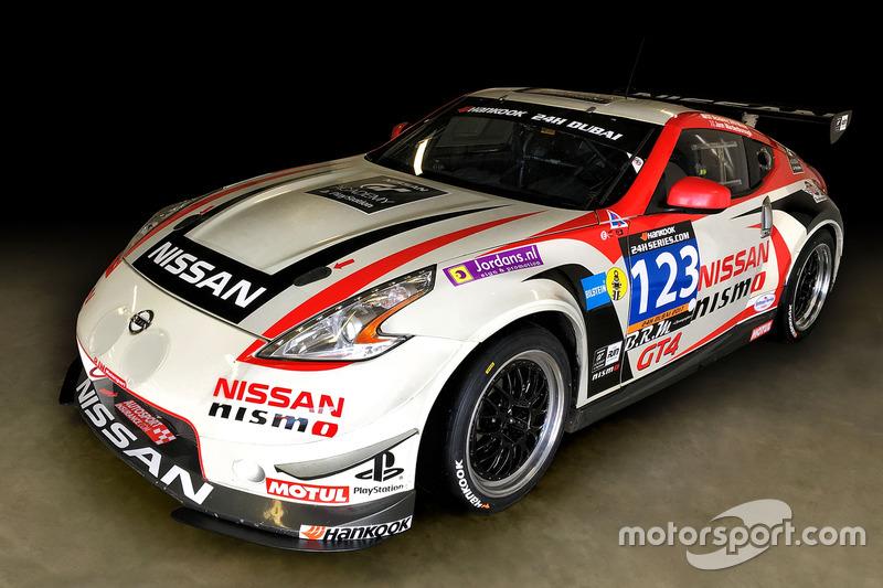 Nissan GT Academy Team RJN Nissan 370Z GT4