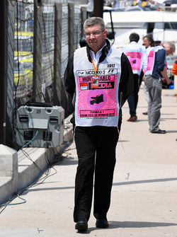 Ross Brawn, Gerente Director de automovilismo Fórmula Uno