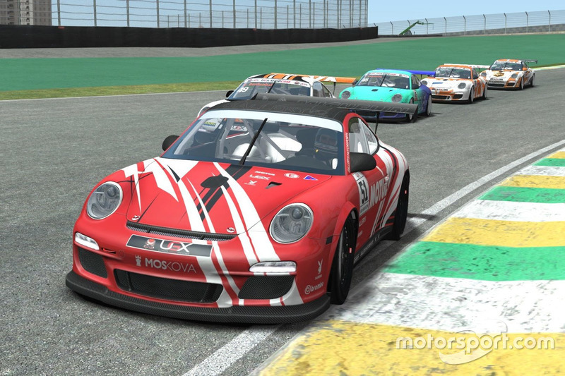 Screenshot SRVN Porsche Cup