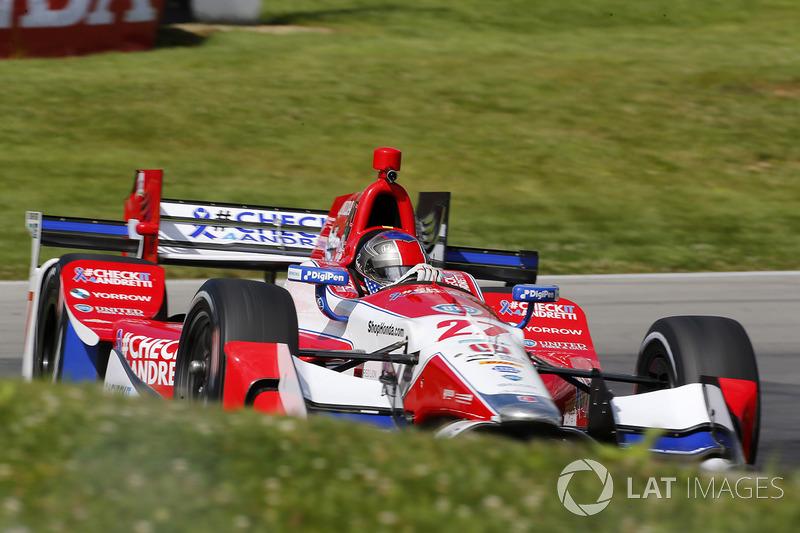 "Andretti Herta Autosport: <img src=""https://cdn-8.motorsport.com/static/img/cfp/0/0/0/200/228/s3/united_states-2.jpg"" alt="""" width=""20"" height=""12"" />Марко Андретти (№27)"