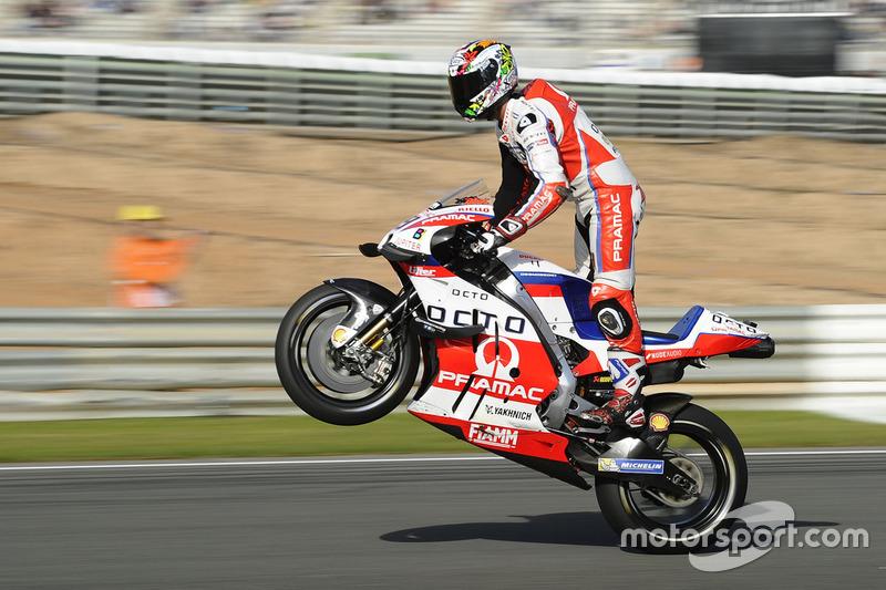 12. Danilo Petrucci, Pramac Racing