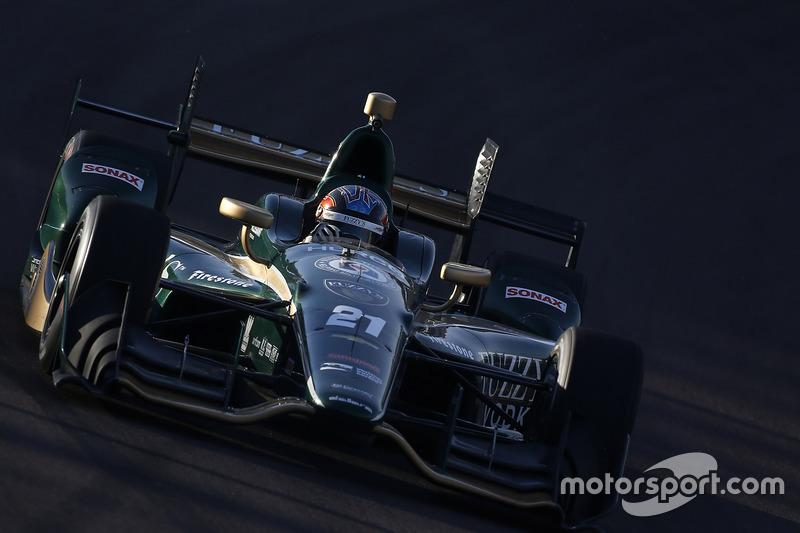 JR Hildebrand, Ed Carpenter Racing Chevrolet