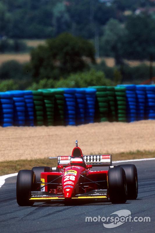 Gerhard Berger, Ferrari 412T2