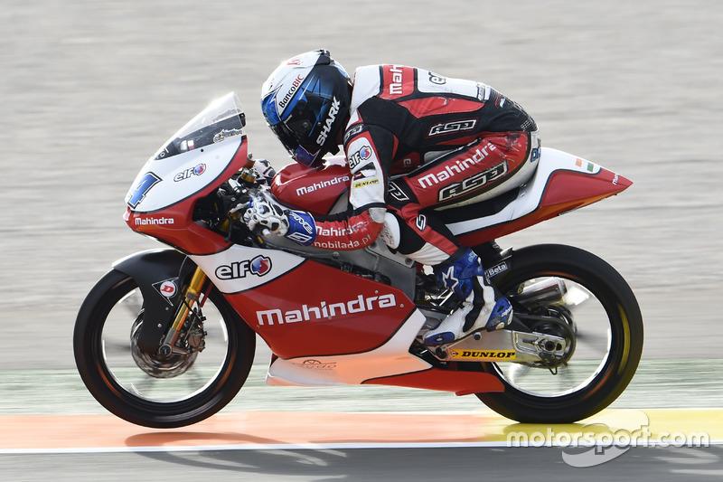 Miguel Oliveira, Mahindra Racing