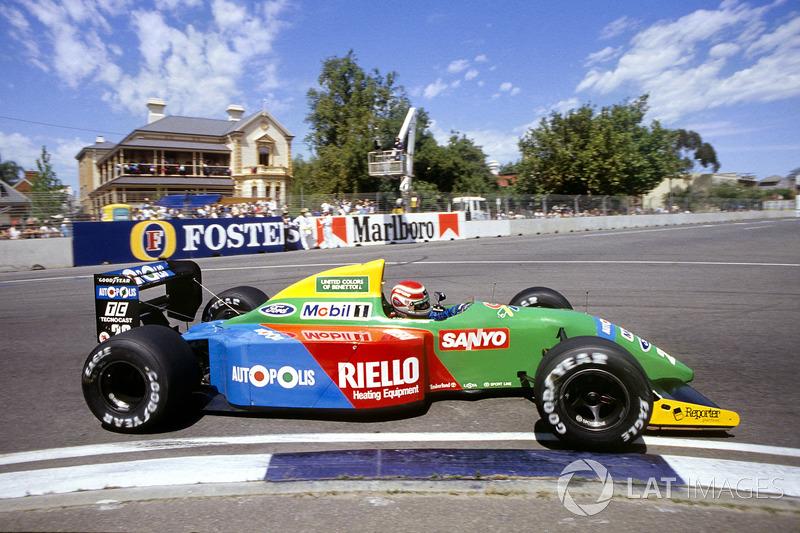 GP da Austrália – 1990