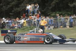Nigel Mansell, Team Lotus 81B