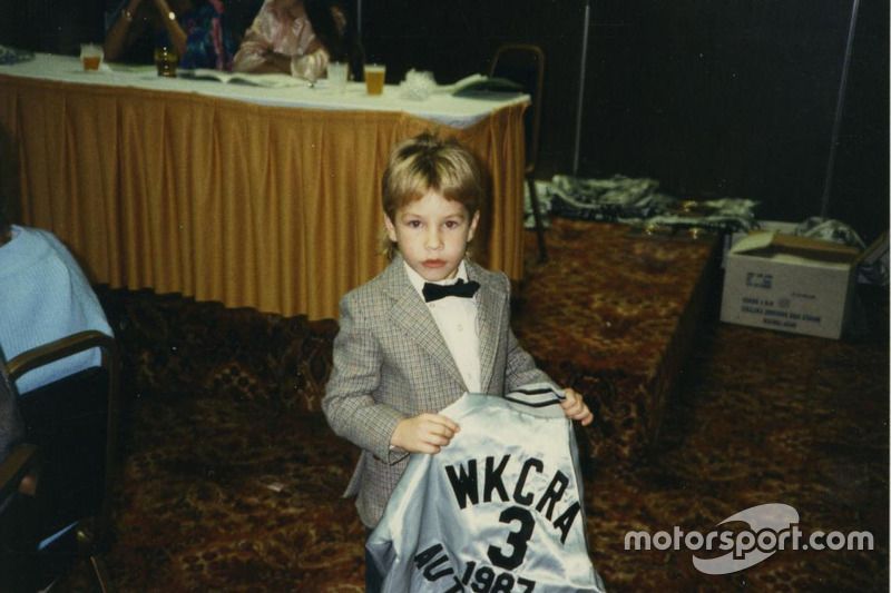 Nicky Hayden primeros días