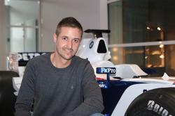 Tom Lüthi und BMW-Sauber F1.08