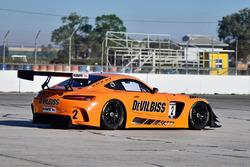 #2 CRP Racing Mercedes-AMG GT3: Ryan Dalziel
