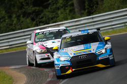 Matthias Wasel, Marcus Löhnert, Christian Schmitz, Audi RS3 LMS