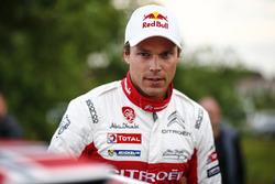Andreas Mikkelsen, Citroën World Rally Team