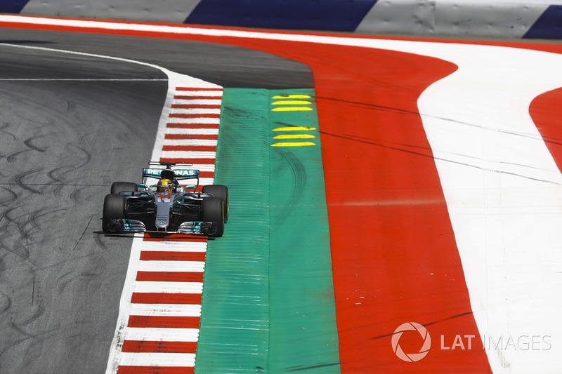 8. Льюіс Хемілтон, Mercedes AMG F1 W08