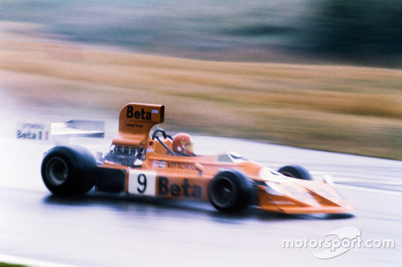 Vittorio Brambilla (March) - GP Austria 1975