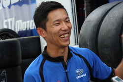 Hideki Yamauchi, R&D Sport Subaru BRZ