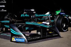 Garages Jaguar Racing