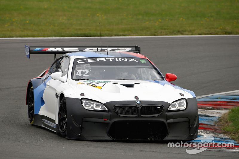 BMW M6 GT3 Evo package